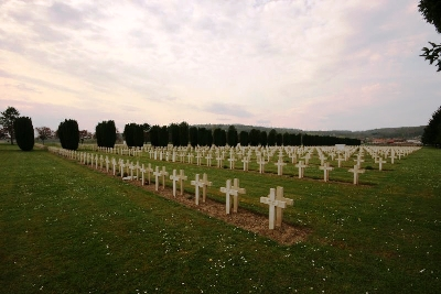 French War Cemetery Soupir II