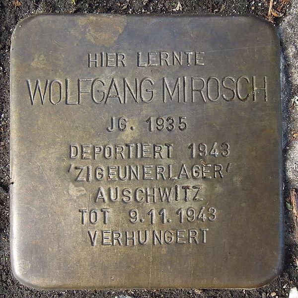 Stolperstein Dorfstraße 58