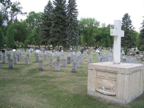 Commonwealth War Graves Hillside Cemetery
