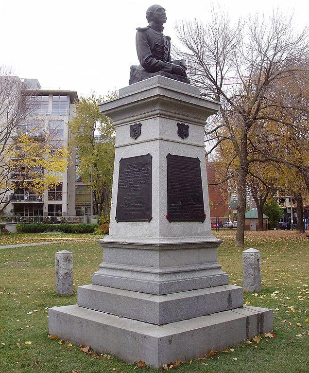 Monument Britse Verdedigers