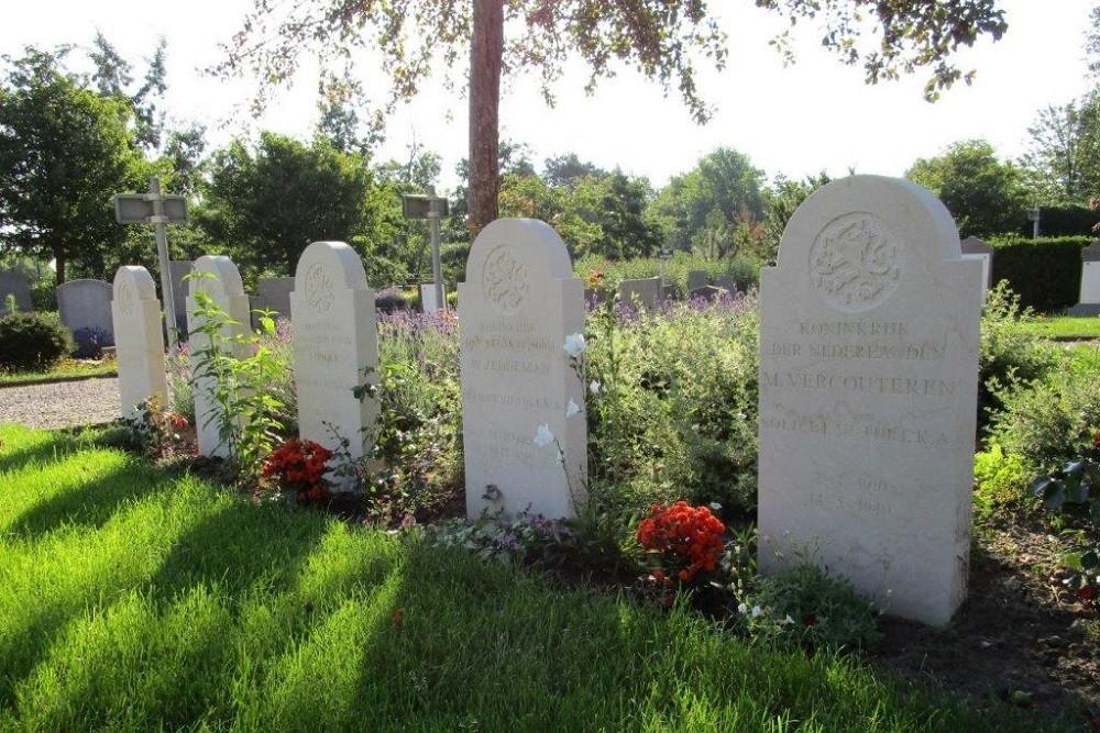 Dutch War Graves Hoek van Holland