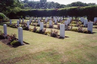 Commonwealth War Graves Stranton Cemetery