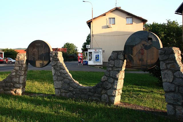Monument Tweede Wereldoorlog Josipdol