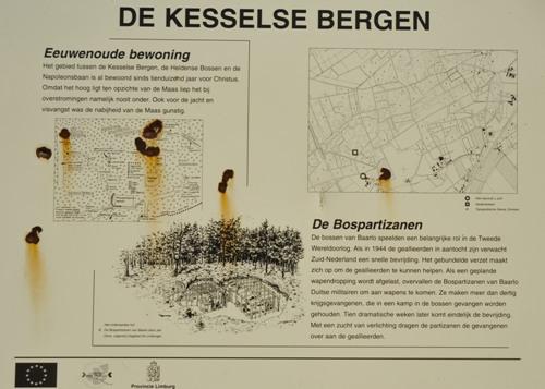 Partizanenkamp Kesselse Bergen