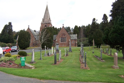 Commonwealth War Graves Penrith Cemetery