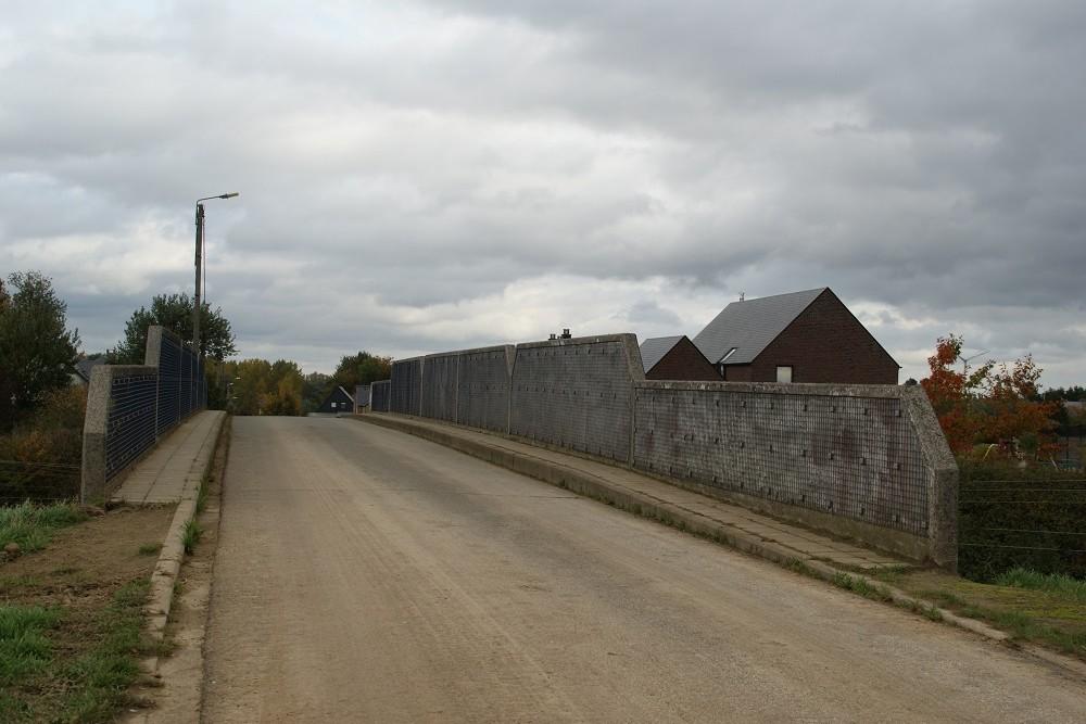 Brug Pont de la Croix Gembloux
