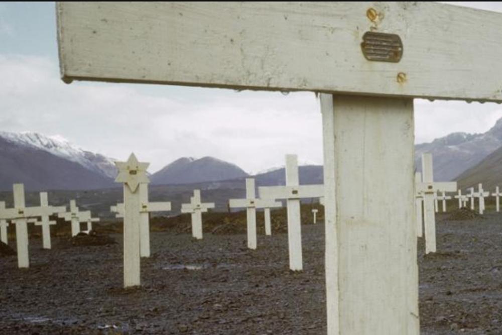 Former American War Cemetery
