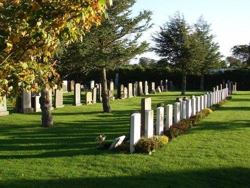 Commonwealth War Graves Annan Cemetery