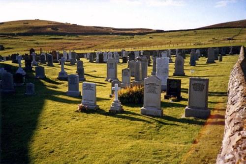 Oorlogsgraven van het Gemenebest Papil Old Churchyard