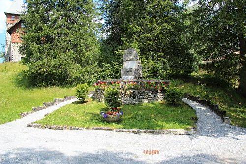 War Memorial Böckstein