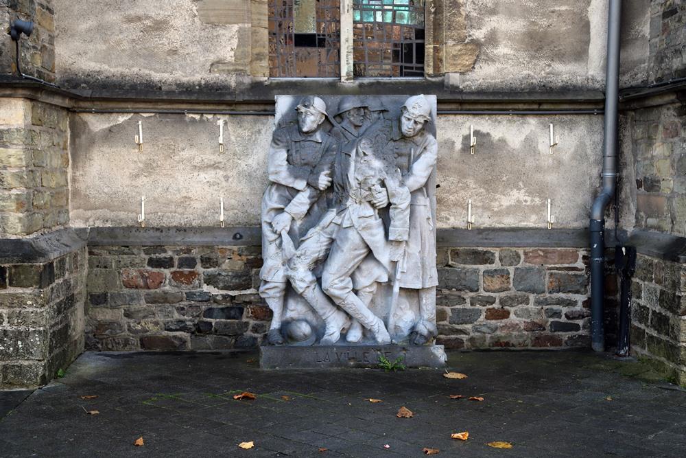 Monument Eerste Wereldoorlog Bastogne