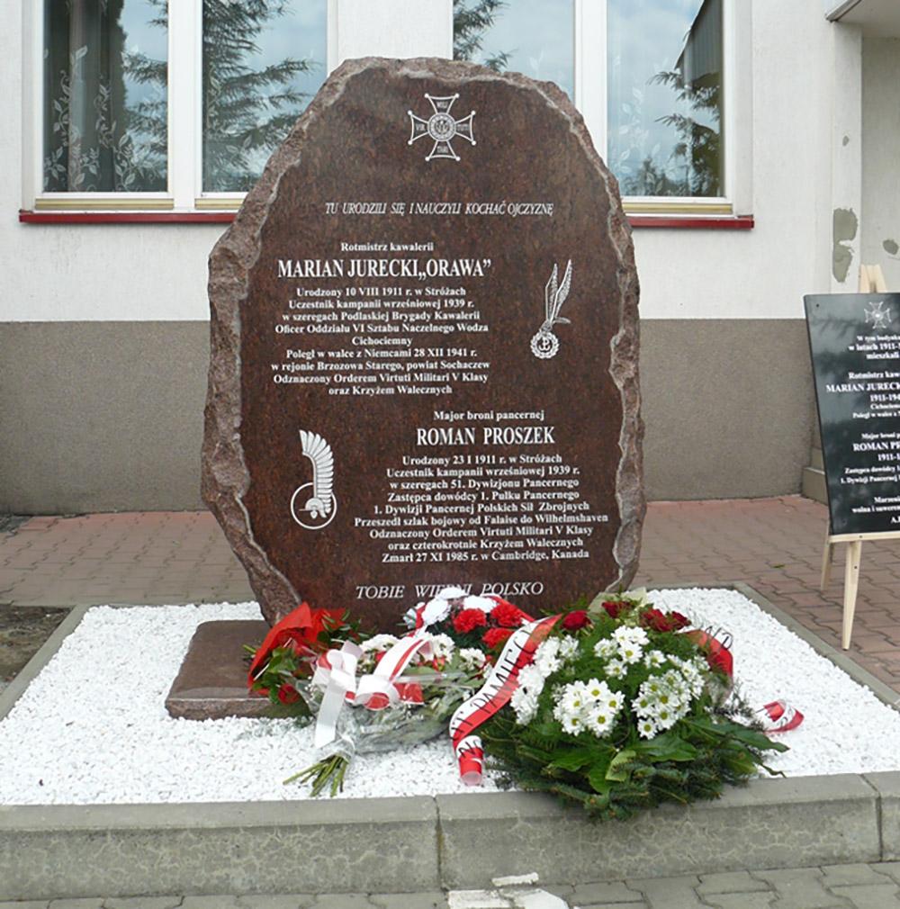 Monument Proszek & Jurecki