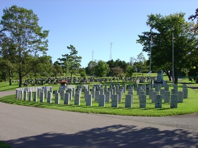 Commonwealth War Graves Fernhill Cemetery