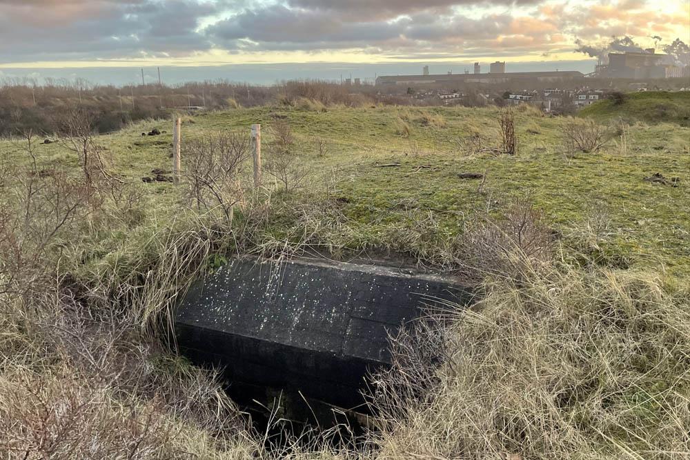 Atlantikwall - Vf2a Bunker