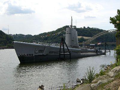 Museumschip USS Requin (SS-481)