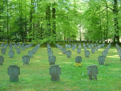 German War Graves Waldfriedhof