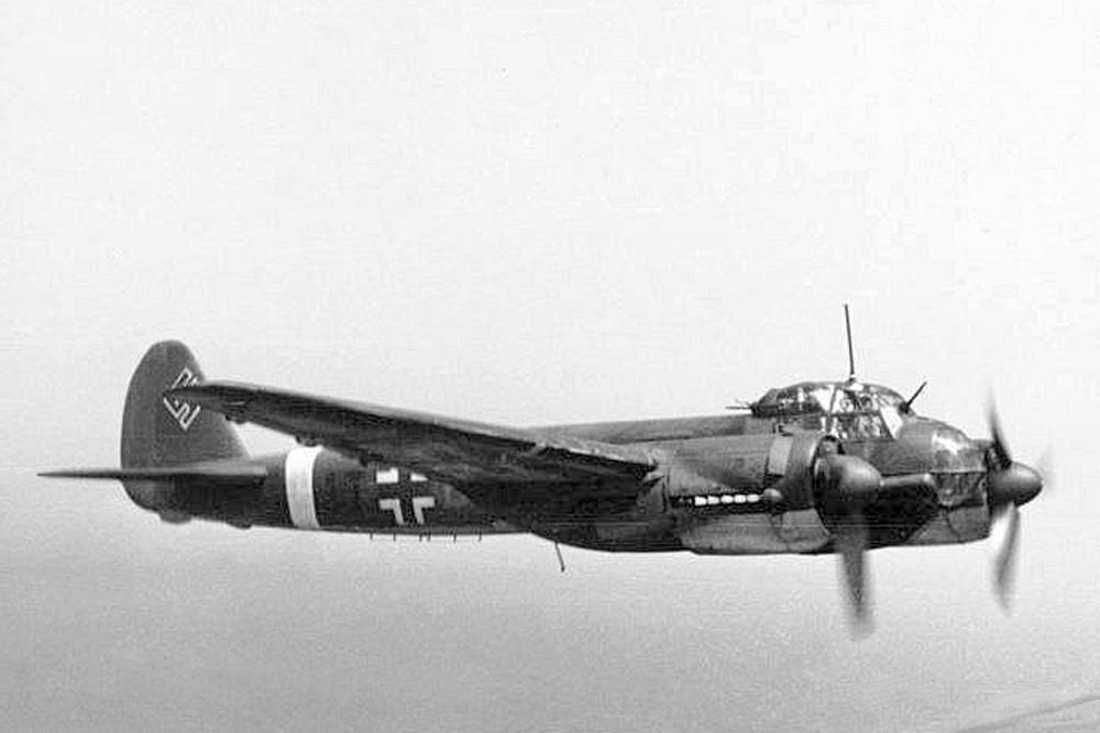 Crash Site Junkers Ju 88