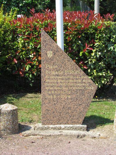 Memorial Brigade Piron Varaville