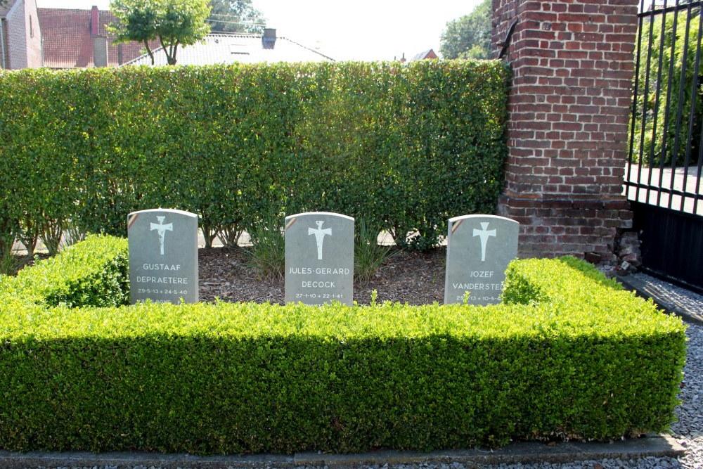 Belgian War Graves Anzegem