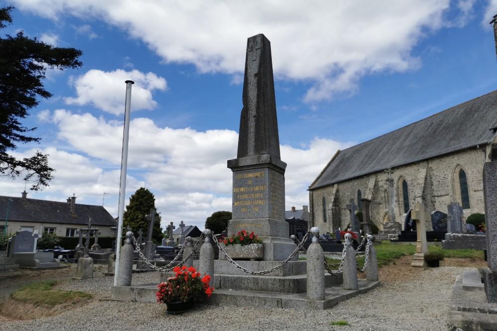 War Memorial Orglandes