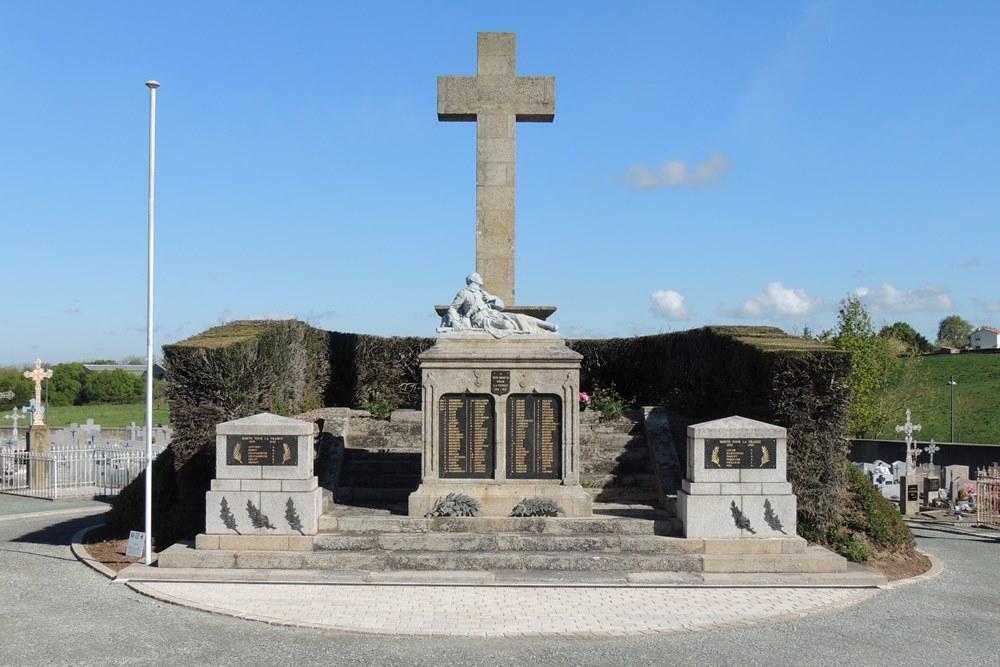 Mass Grave La Gaubretière Massacre