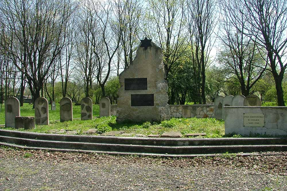 Monumentencomplex Holocaustslachtoffers Chełm