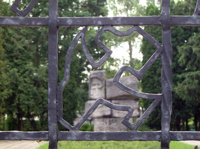 Sovjet Oorlogsbegraafplaats Olsztyn