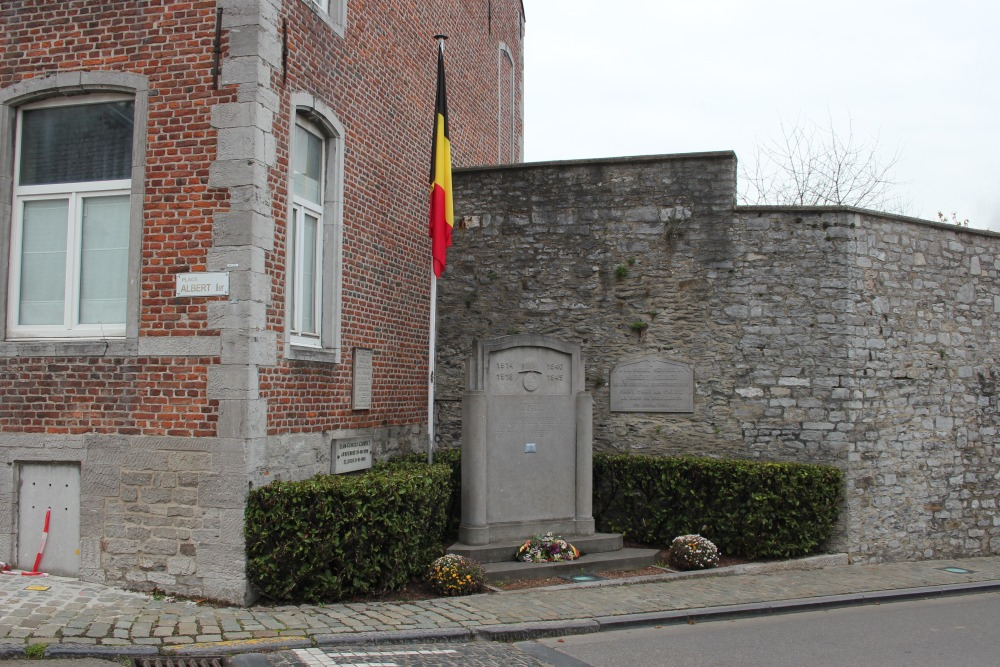 War Memorial Arquennes