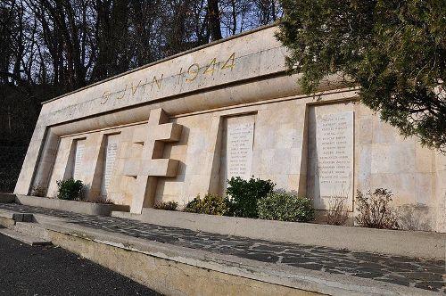 Memorial Execution 9 June 1944