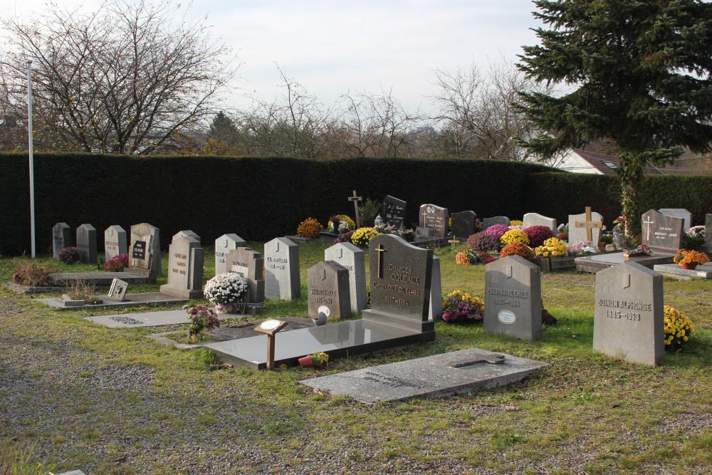 Veteran War Graves Cemetery Baulers
