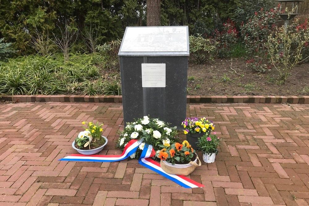 War Monument Air Raid Haaksbergen