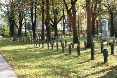 Oostenrijkse/Duitse Oorlogsgraven Salzburg