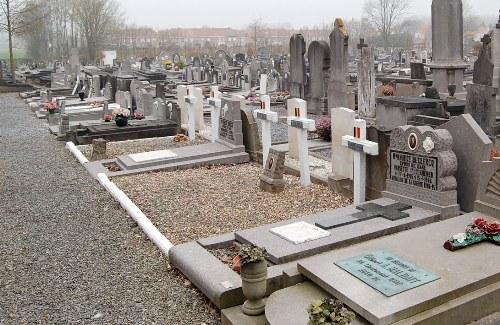 Belgische Oorlogsgraven Ronse