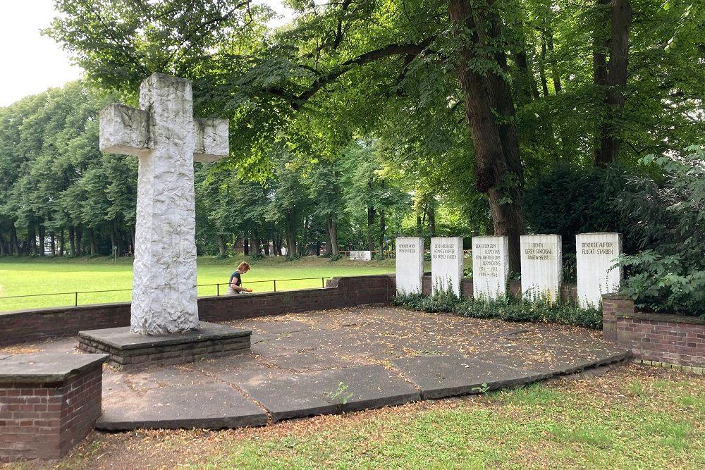 Monument War Victims Meppen