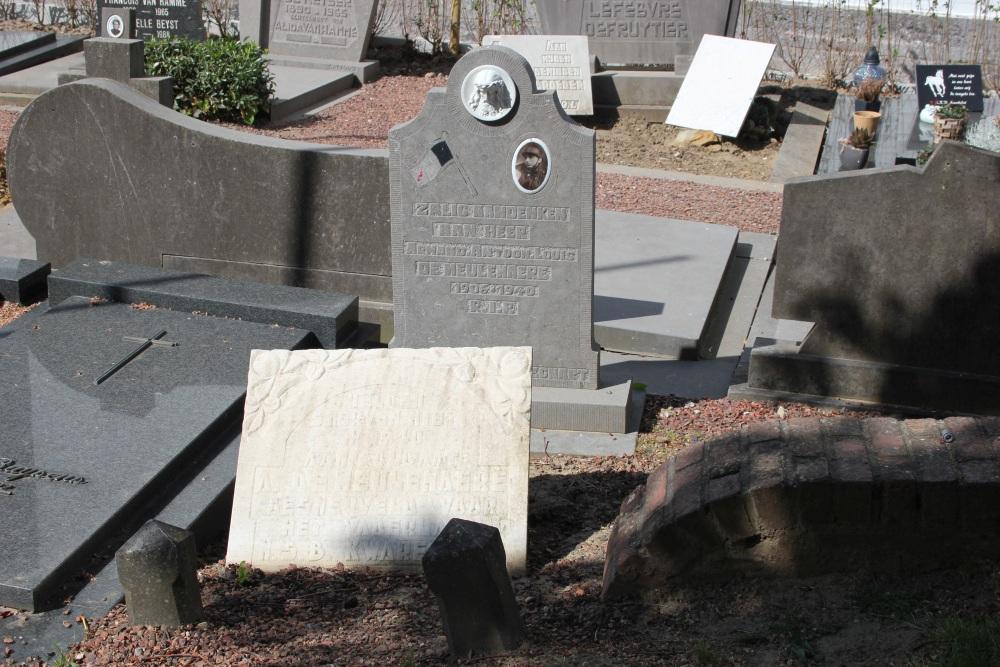 Belgian War Grave Kwaremont