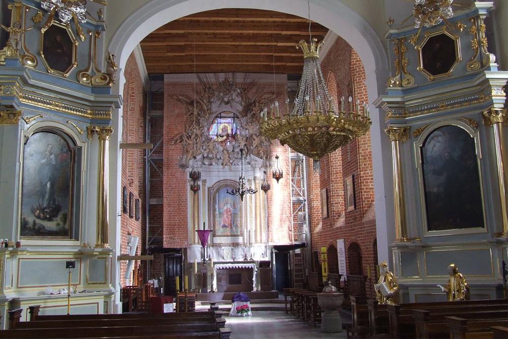 Church sw. Katarzyny