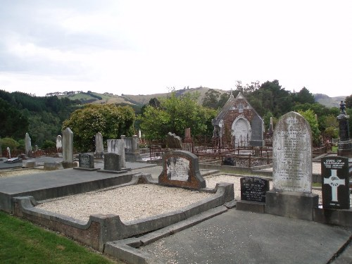 Oorlogsgraven van het Gemenebest Port Chalmers Cemetery