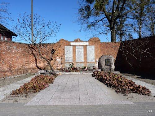 Memorial Killed Teachers Bydgoszcz