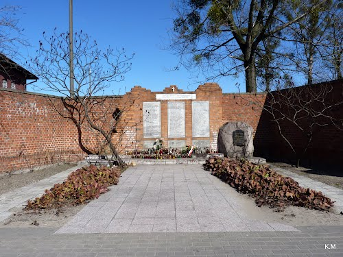 Monument Vermoorde Docenten Bydgoszcz