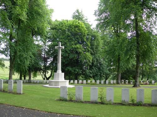 Oorlogsgraven van het Gemenebest Douglas Bank Cemetery