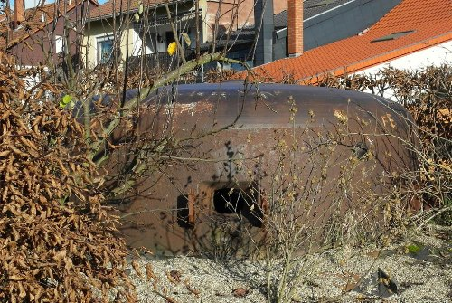 Westwall - Regelbau 114 SK Bunker Dillingen