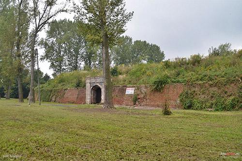 Fortress Neissa - Bastion Kardynalska