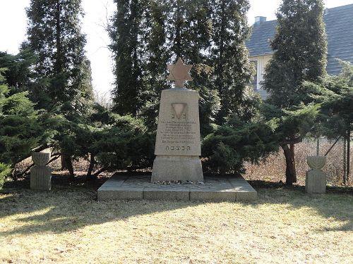 Mass Grave KZ-Außenlagers Görlitz