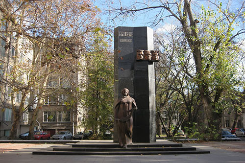 Monument Polytechnisch Instituut Odessa
