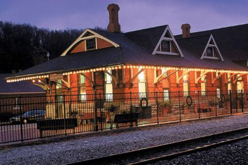 Dennison Railroad Depot Museum