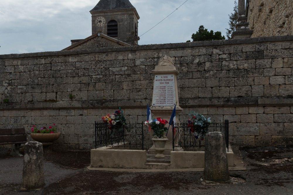 World War I Memorial Lavincourt