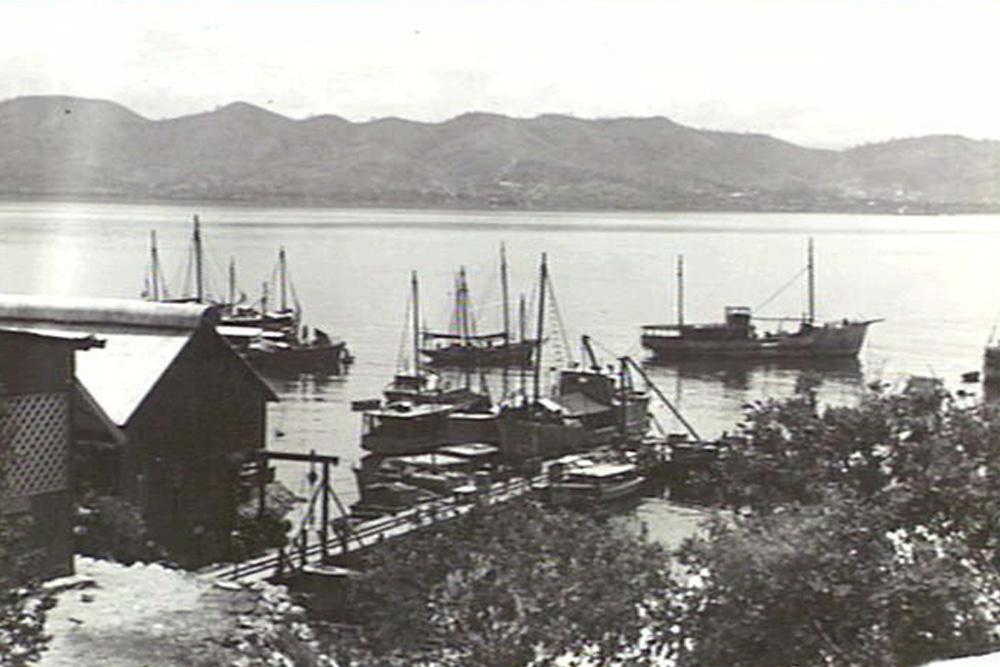 Watervliegtuigbasis & Aanlegplaats Marineschepen Napa Napa