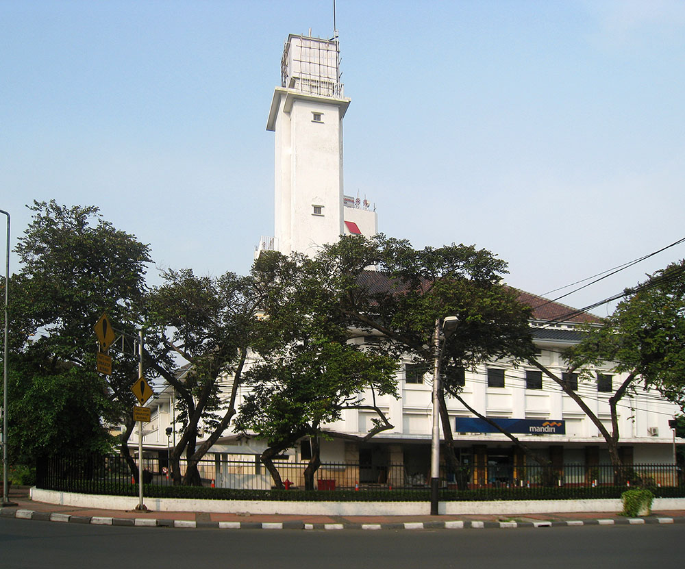 Former Headquarters Batavia Petroleum Maatschappij