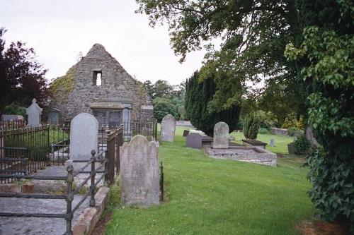 Oorlogsgraf van het Gemenebest Seapatrick Burial Ground