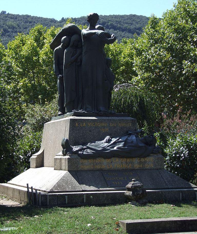 War Memorial La Grande-Combe